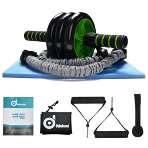 lose-belly-fat-ab-roller-kit