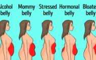 belly fat types